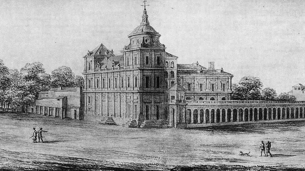 Viaje de Cosme De Médicis por España y Portugal (1668-1669). Ruta por los panoramas de Pier María Baldi