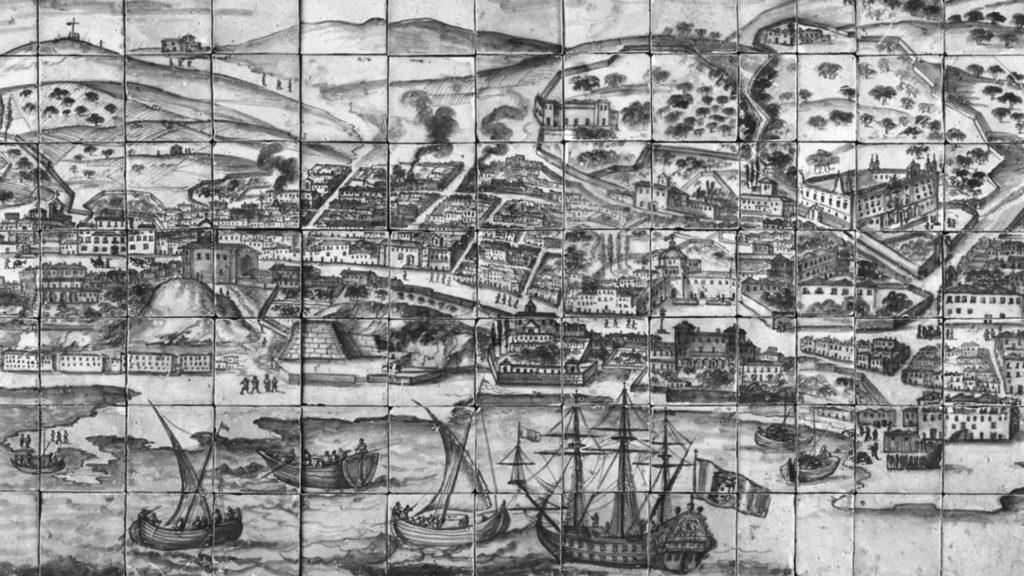 Assembly of perspectives: A Grande Vista de Lisboa