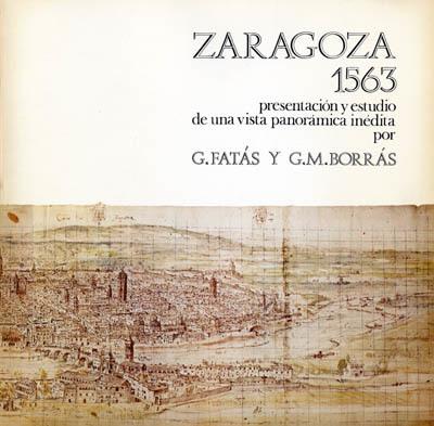 Zaragoza 1563: presentación y estudio de una vista panorámica inédita