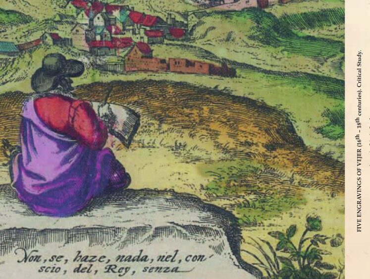 Five engravings of Vejer (16th – 18th centuries). A Critical study