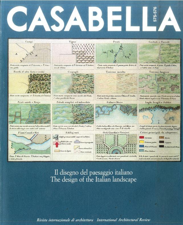 Per una archeologia dello sguardo topografico