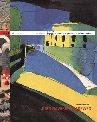Contemporary chorographies of Granada. Research through drawing and its possible unexpected results