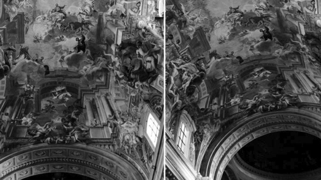 Perspectiva y Convención: La evolución de la ilusión en la representación artística del espacio hasta el siglo XVIII
